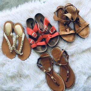Mukluks and other brands shoe bundle